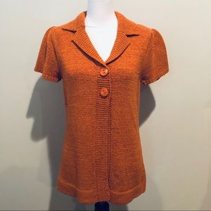 🔥💥💕  Gorgeous Orange Sweater 💥🚀‼️